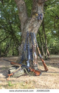 stock-photo-hunting-rifles-and-accessories-backed-against-a-tree-in-a-forest-200961026[1]
